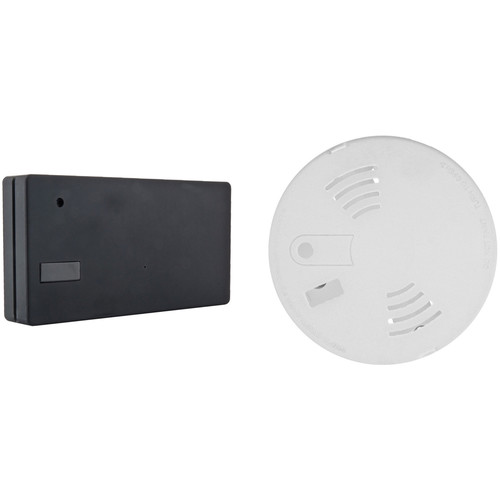 BrickHouse Security Camscura Pro Hidden Camera with Smoke Detector Enclosure Kit