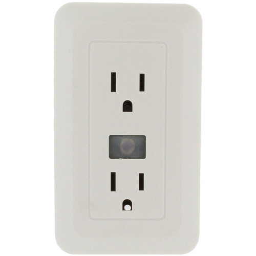 BrickHouse Security Non-Functional Electrical Outlet with 1080p Covert Camera