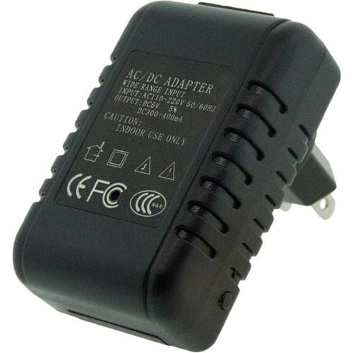 BrickHouse Security AC Adapter Wi-Fi Hidden Camera