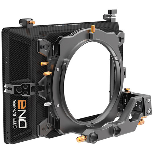 Bright Tangerine Strummer DNA Matte Box Kit 1