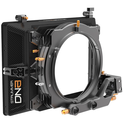 Bright Tangerine Strummer DNA Matte Box Kit 2