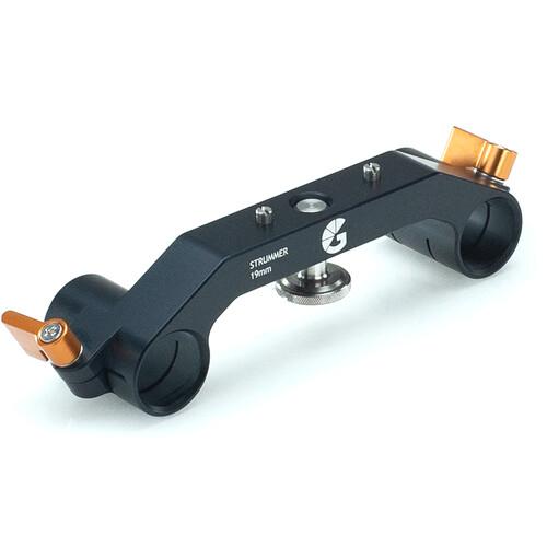 Bright Tangerine Strummer 19mm Studio Bracket