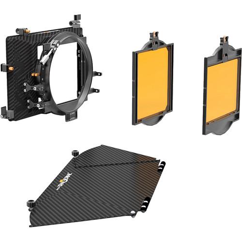 "Bright Tangerine Viv 5"" Matte Box Kit 1"