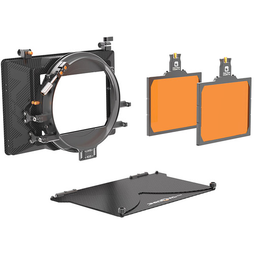 Bright Tangerine Viv Matte Box Kit 1