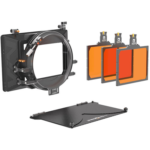 Bright Tangerine Viv Matte Box Kit 2