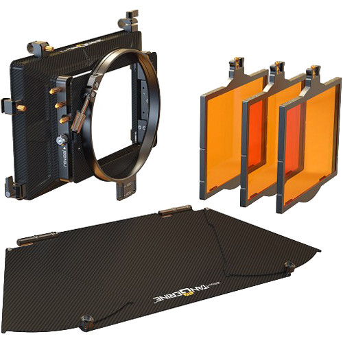Bright Tangerine Misfit Matte Box Kit 4