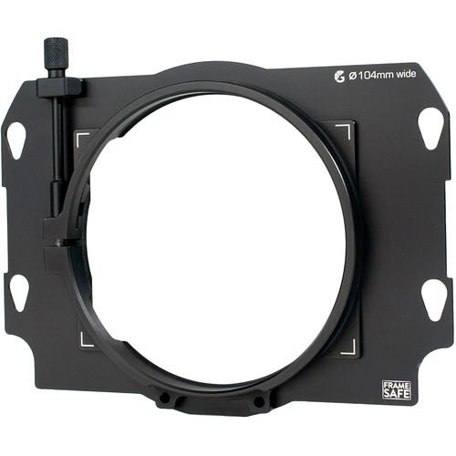 Bright Tangerine Frame Safe Clamp Adapter for Misfit Kick Matte Box (104mm)