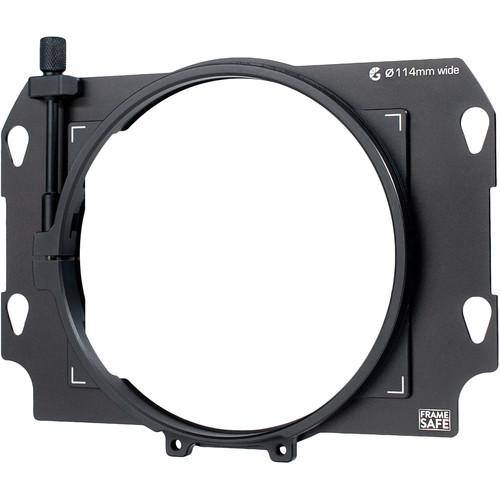 Bright Tangerine Frame Safe Clamp Adapter for Misfit Kick Matte Box (114mm)