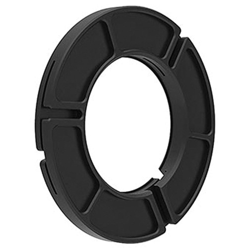 Bright Tangerine 162 to 87mm Clamp-On Ring for Blacklight Matte Box