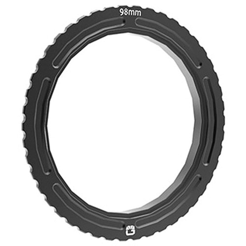 Bright Tangerine 114-98mm Threaded Adapter Ring for ENG Wide Angle Lenses