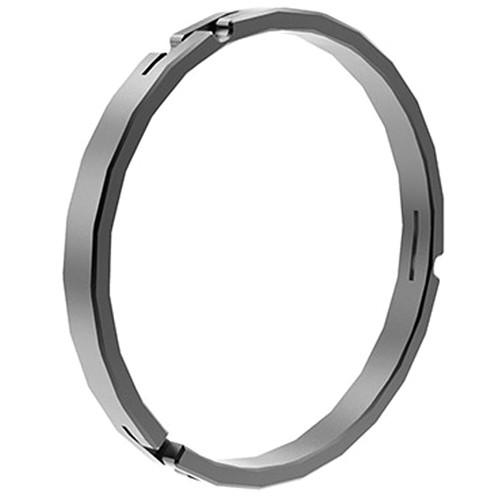 """Bright Tangerine 150 to 136mm Clamp-On Ring for Viv & Viv 5"""" Matte Box"""