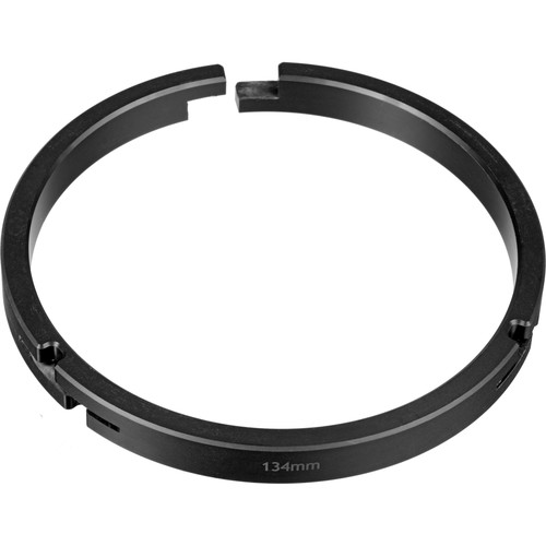 "Bright Tangerine 150 to 134mm Clamp-On Ring for Viv & Viv 5"" Matte Box"