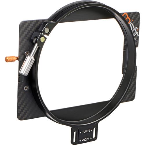 Bright Tangerine 143mm Clamp Lens Attachment for Misfit Matte Box