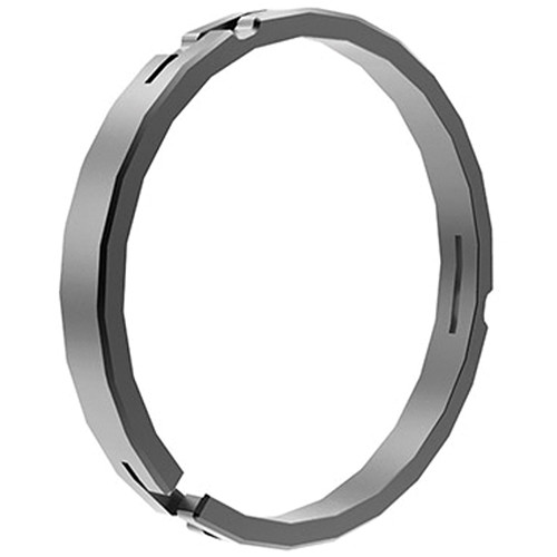Bright Tangerine 114 to 104mm Clamp-On Ring for Misfit Matte Box