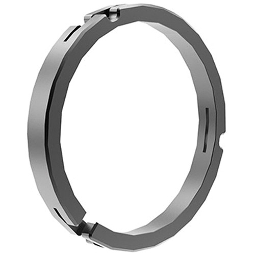 Bright Tangerine 114 to 100mm Clamp-On Ring for Misfit Matte Box