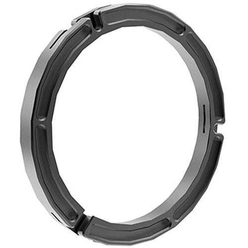 Bright Tangerine 162 to 134mm Clamp-On Ring for Blacklight Matte Box