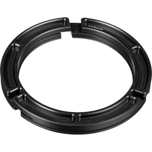 Bright Tangerine 143 to 110mm Clamp-On Ring for Misfit & Strummer DNA Matte Box
