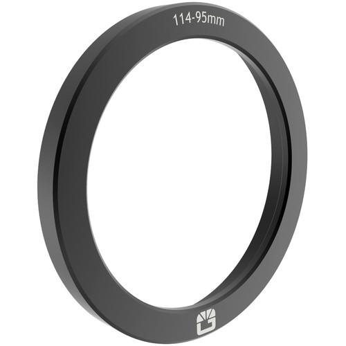 Bright Tangerine Threaded Adapter Ring for Clamp-On Matte Box (95 to 114mm)