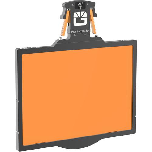 "Bright Tangerine 4 x 5.65"" Gripper Filter Tray (Misfit, 5.65"" Stage)"