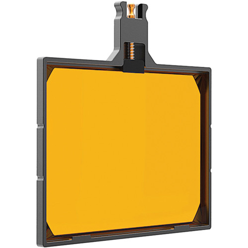 "Bright Tangerine 4x5.65"" Horizontal Filter Tray for Viv"
