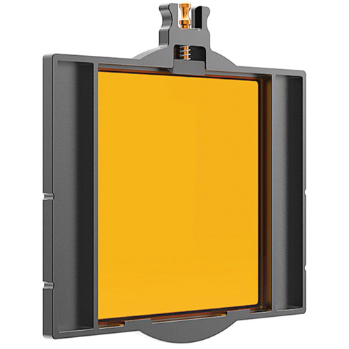 "Bright Tangerine 4x4"" Filter Tray for Misfit"