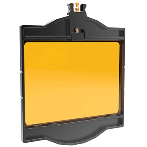 "Bright Tangerine 4x5.65"" and 4x4"" Horizontal Combined Filter Tray for Viv 5"""