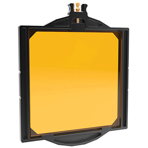 "Bright Tangerine 5x5"" Filter Tray for Viv 5"""
