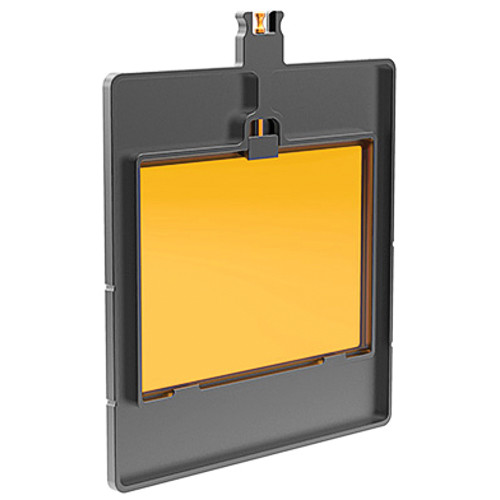 "Bright Tangerine 6.6"" - 4x5.65"" Horizontal Filter Tray for Blacklight"