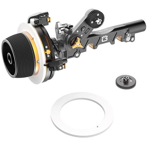 Bright Tangerine Revolvr Single-Sided Core Follow Focus Kit