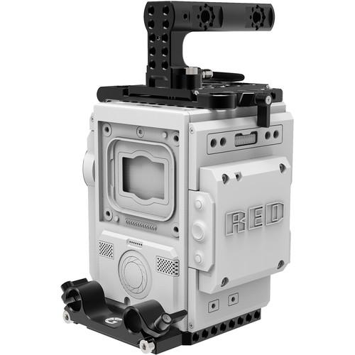 Bright Tangerine Left Field Top and Bottom Kit for DSMC2 Cameras