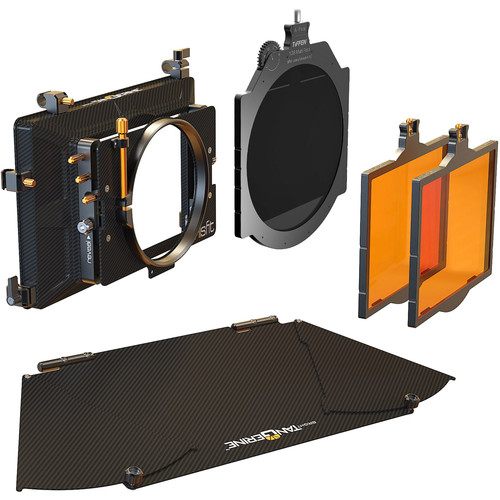 Bright Tangerine Misfit Matte Box Multi Rota Tray & Filter Promo Kit 1