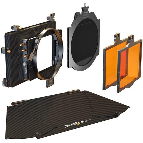 Bright Tangerine Misfit Matte Box Multi Rota Tray & Filter Promo Kit 3