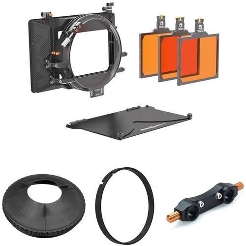 Bright Tangerine Viv Matte Matte Box Kit 2 with Accessories