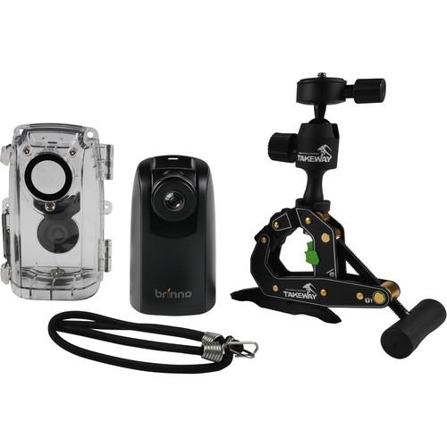 Brinno BCC200 Construction Bundle Pro HD Time-Lapse Camera