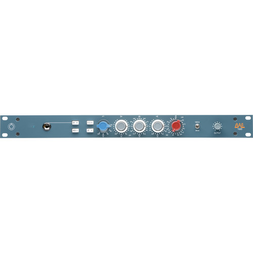 BAE 1023 3-Band EQ, with No Power Supply, Rackmount