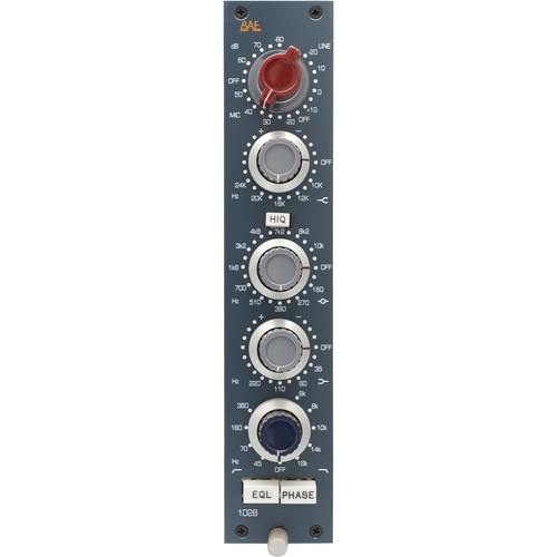 BAE 1028 3-Band EQ Module