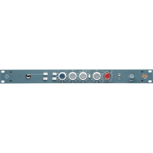BAE 1028 3-Band EQ, No Power Supply, Rackmount