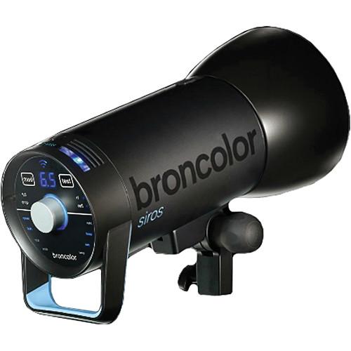 Broncolor Siros 800 WiFi/RFS 2.1 Monolight