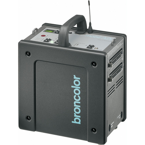 Broncolor Mobil A2L RFS 2 Power Pack with Lead Battery and Charger