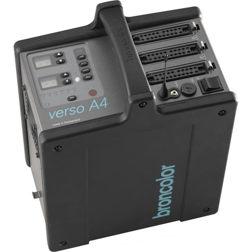 Broncolor VERSO A4 Power Pack
