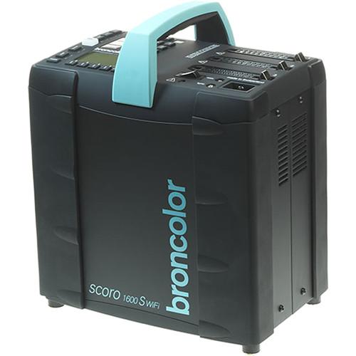Broncolor Scoro 1600 S Wi-Fi RFS 2 Power Pack