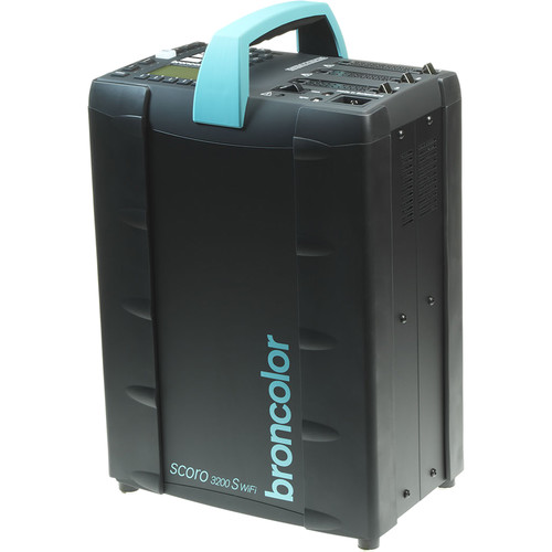 Broncolor Scoro 3200 S Wi-Fi RFS 2 Power Pack