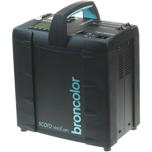 Broncolor Scoro 1600 E Wi-Fi RFS 2 Power Pack