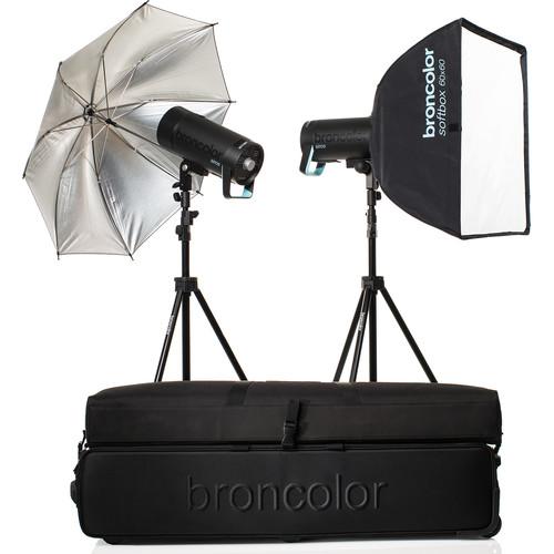 Broncolor Siros 400 S Expert 2-Light Kit