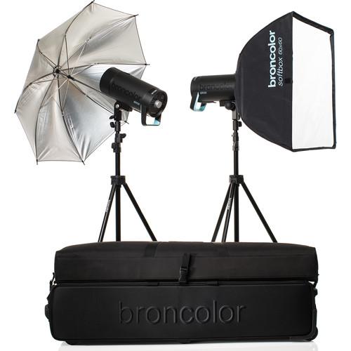 Broncolor Siros 800 S Expert 2-Light Kit
