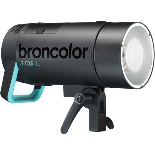Broncolor Siros 400 L Battery-Powered Monolight