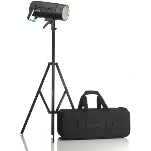 Broncolor Siros 800 L Battery-Powered Monolight