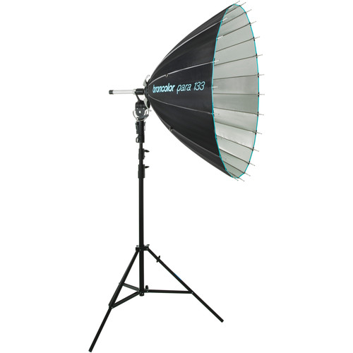 Broncolor Para 133 Reflector D Kit with Kobold Daylight Adapter