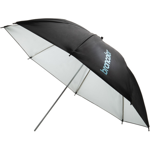 "Broncolor Umbrella White/Black 85 cm (33.5"")"