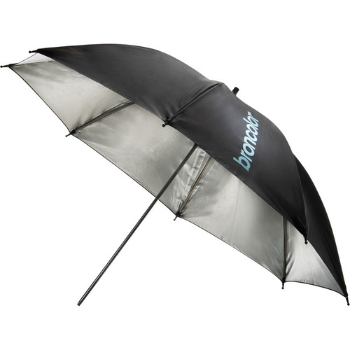 "Broncolor Umbrella Silver/Black 85 cm (33.5"")"